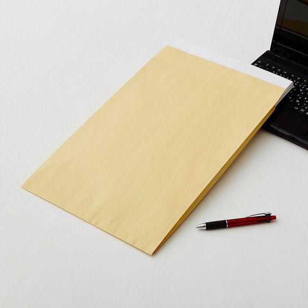寿堂 コトブキ封筒 大型封筒 クラフト A3用 マチ付 3853 100枚