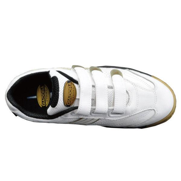 ドンケル R209016006 ディアドラ安全作業靴 ロビン RBー11 白23.5cm 1足 (直送品)