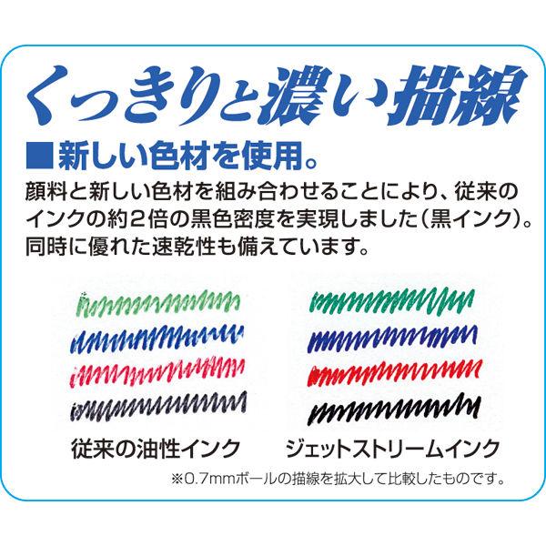 ジェットストリーム 2色 0.7mm