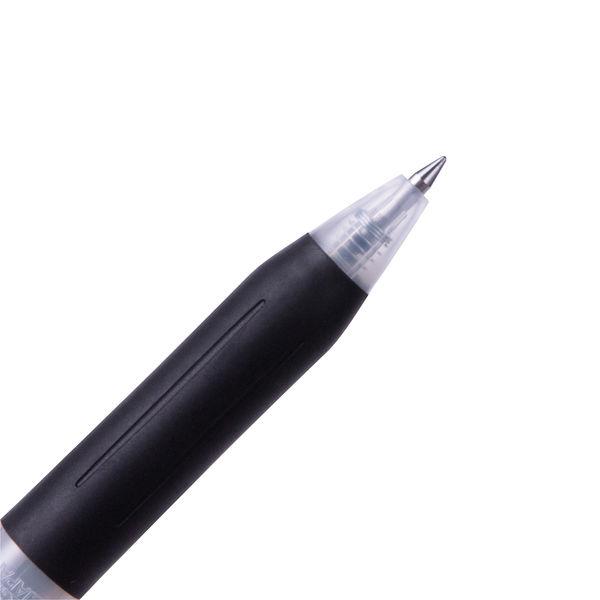 ゲルインクボールペン 0.5黒 3本