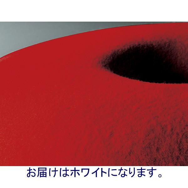 メイダイ 勝野式 医学博士の低反発円座クッション ホワイト