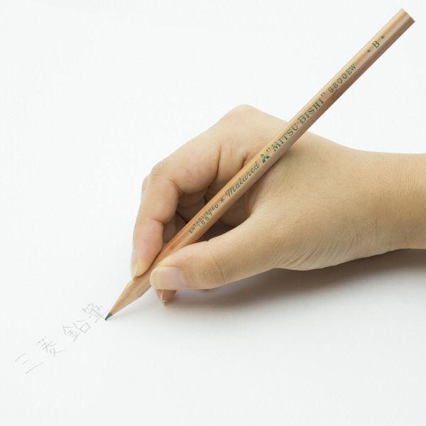 三菱鉛筆(uni) 鉛筆 B 1ダース