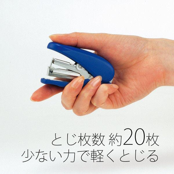プラス カルヒット 針付 ブルー ST-010AH BL (直送品)
