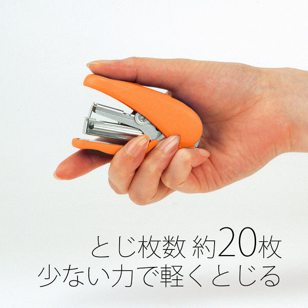 プラス カルヒット 針付オレンジ ST-010AH OR (直送品)