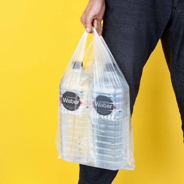 レジ袋 半透明 30号 100枚
