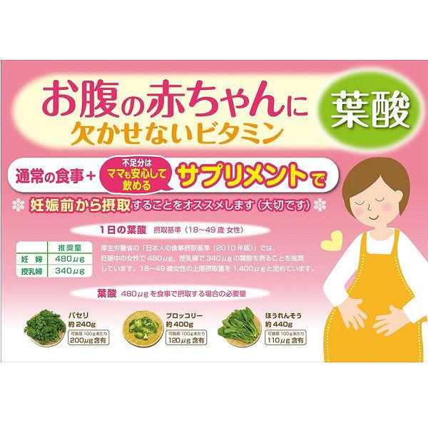 小林製薬葉酸 約30日分 30粒