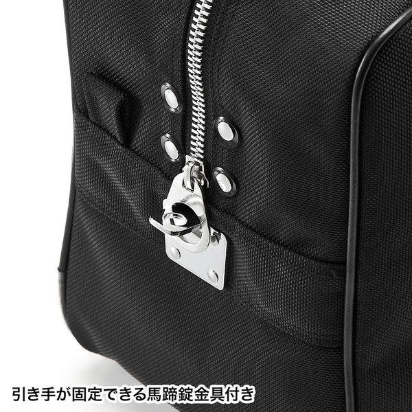 サンワサプライ メールボストンバッグ(M) BAG-MAIL1BK 1個 (直送品)