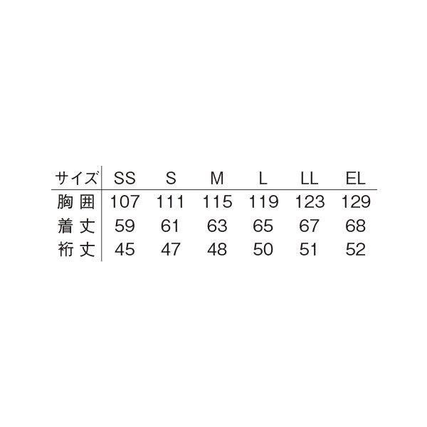 明石スクールユニフォームカンパニー 男女兼用半袖ブルゾン ブルー LL UN795-6-LL (直送品)