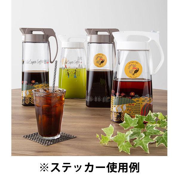 水出しコーヒー+ピッチャー+ステッカー