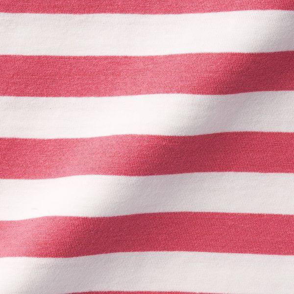 インド綿天竺編みTシャツ ベビー80