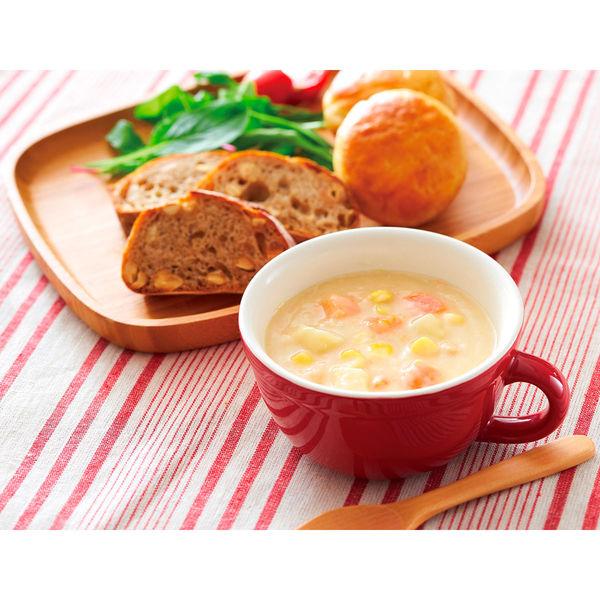 クレアおばさんの具だくさんスープ3種