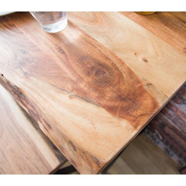 宮武製作所 MASALA(マサラ) テーブル 幅1070×奥行360×高さ770mm KNT-L760 1個(直送品)