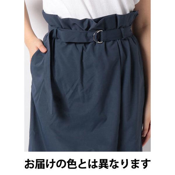黒Mミリタリーラップ風スカート