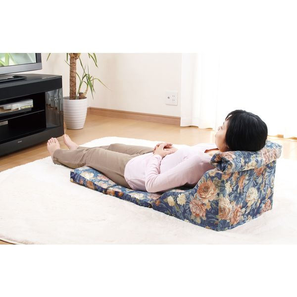 イース くつろぎテレビ枕花柄 a15462(直送品)