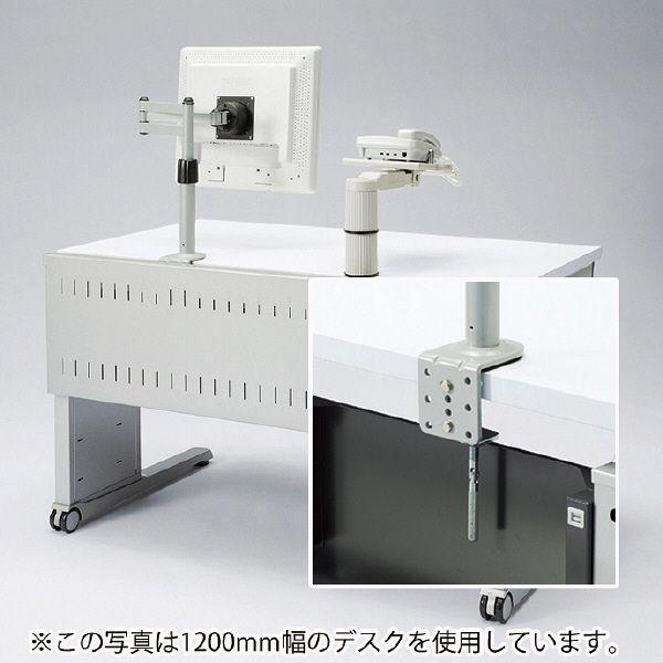 サンワサプライ Aデスク 幅1600×奥行700×高さ700mm ALD-16070N 1台 (直送品)