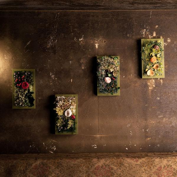 ジャックと豆の木 プリザーブドフラワー