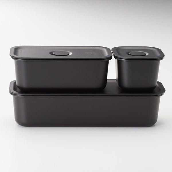保存容器になるバルブ付弁当箱 320ml