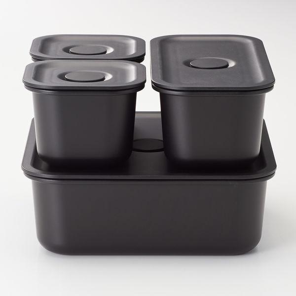 保存容器になるバルブ付弁当箱 70ml
