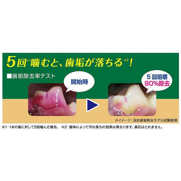 ペットキッス食後歯磨ガム超小型犬用×3袋