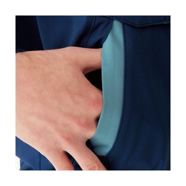 ミドリ安全 エコ帯電防止 男女ペアブルゾン RC580 上 ベージュ S 1着(直送品)