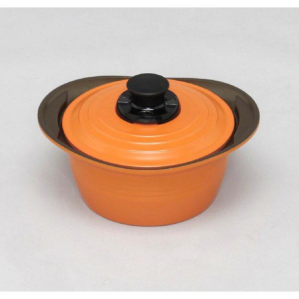 アイリスオーヤマ 無加水鍋 20cm