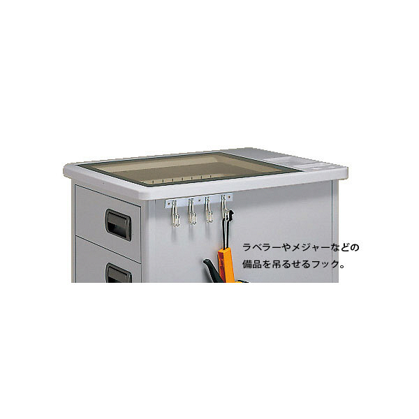河淳 チェックテーブル603 BC255 (直送品)