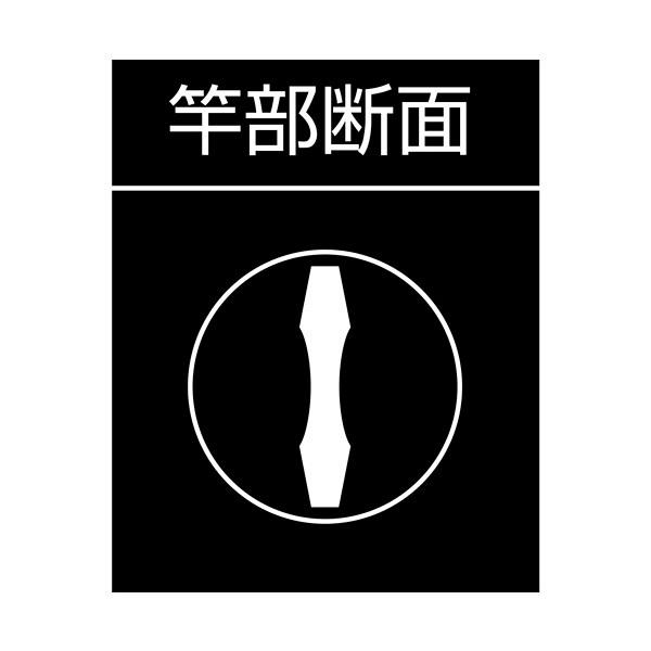 シンワ測定 曲尺角厚 シルバー 裏目盛(角目・丸目・返し目・吉凶尺・ホゾ穴測定目盛) 内ぴた鶴亀 1尺6寸/48.5cm 10332 (直送品)
