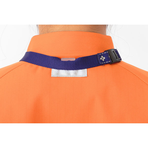 ルコックスポルティフ センターファスナースクラブ オレンジ M UQM1524 1枚 (直送品)