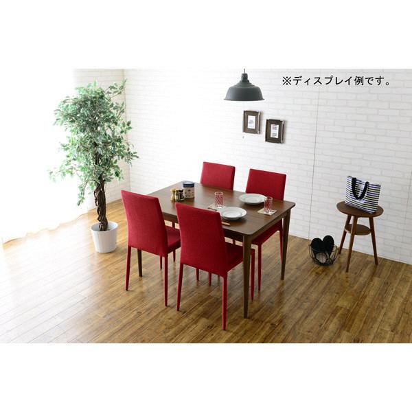 佐藤産業 FORESSY(フォレッシー) ダイニングテーブル 幅1200mm×奥行800mm ブラウン FOR70-120T_BR 1台 (直送品)