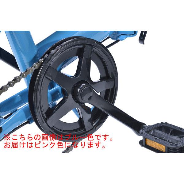 折畳自転車 16インチ 6段ギア
