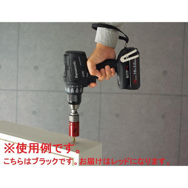 パナソニック Panasonic 充電デュアルドリルドライバー 14.4V 5.0Ah レッド EZ74A2LJ2F-R (直送品)