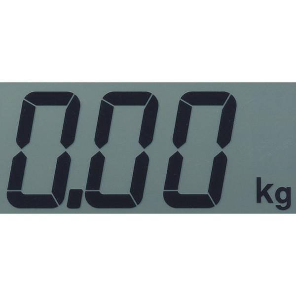 クボタ計装 デジタル台はかり150kg用(検定品) KL-BF-K150A(地区8) (直送品)