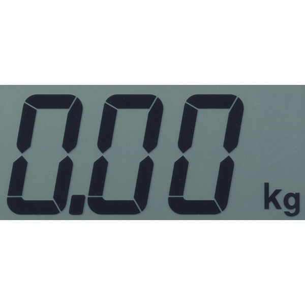 クボタ計装 デジタル台はかり150kg用(検定品) KL-BF-K150A(地区9-10) (直送品)