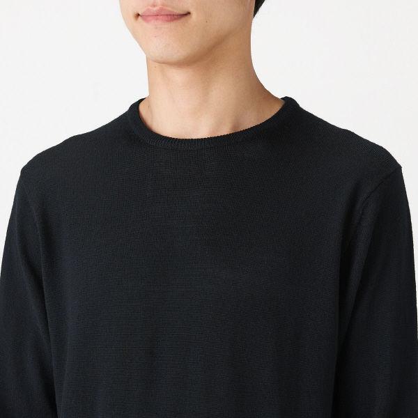 無印 ハイゲージセーター 紳士 L