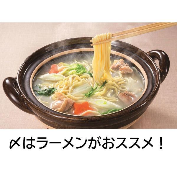 ヤマキ 軍鶏系地鶏だし塩鍋つゆ 2袋
