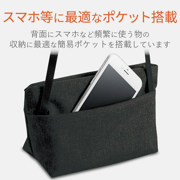 エレコム off toco/サコッシュポーチ/ブラック BMA-OF02BK 1個(直送品)