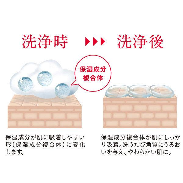 ハダカラ ボディソープ 泡(本体+替)