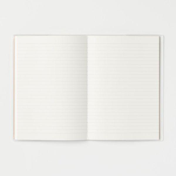 上質紙クラフト表紙マンスリーノート B6