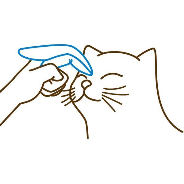 ペットキレイ 犬猫 指なでシート