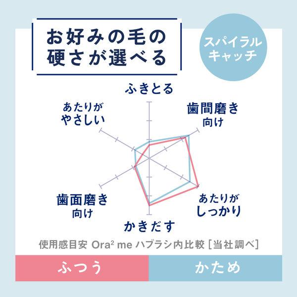 Ora2meスパイラルキャッチかため×3
