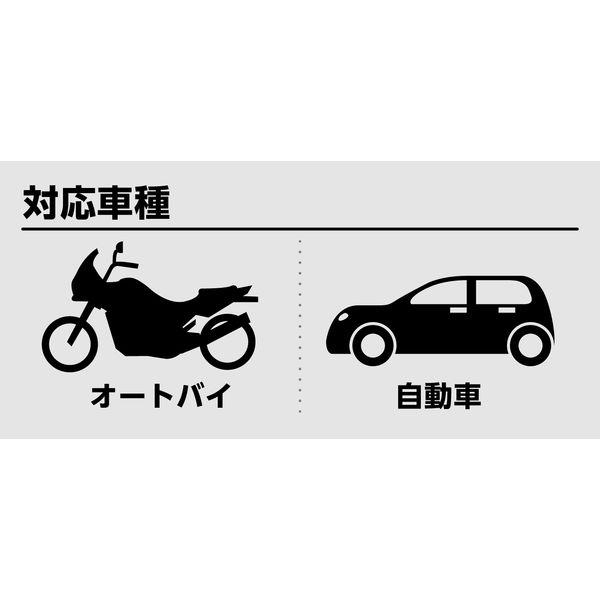 フローバル プロスタイルツール(PROSTYLE TOOL) タイヤゲージ PATG-001 1個(直送品)