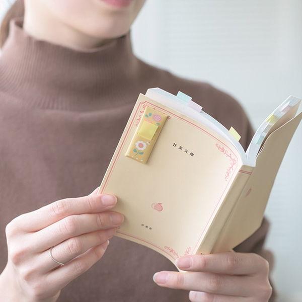 フィルム付箋 ココフセン×mizutama M 文房具 30枚×4ケース CFXMZ11 カンミ堂
