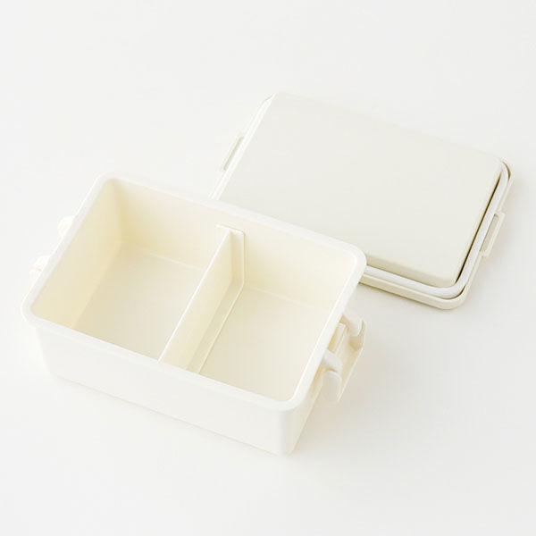 フタが保冷剤になるランチBOX400ml
