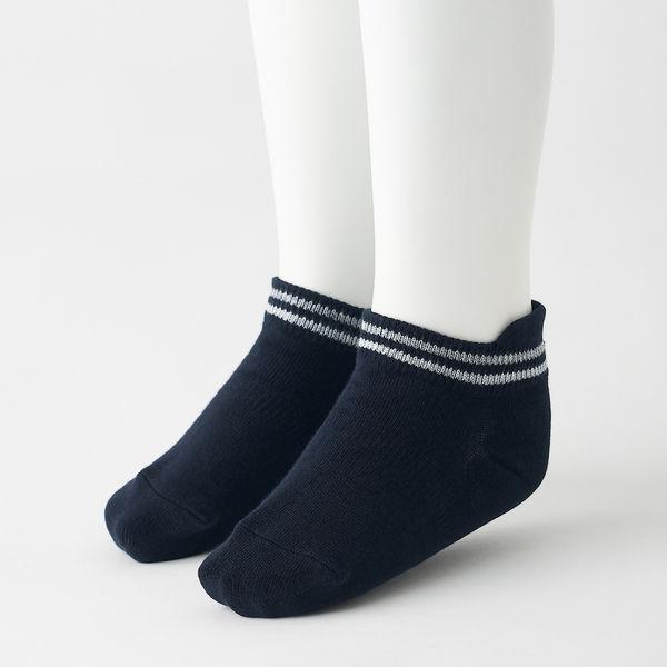 スニーカーイン靴下 キッズ15~19