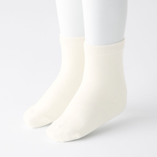 かかとに合う靴下 キッズ 15~19