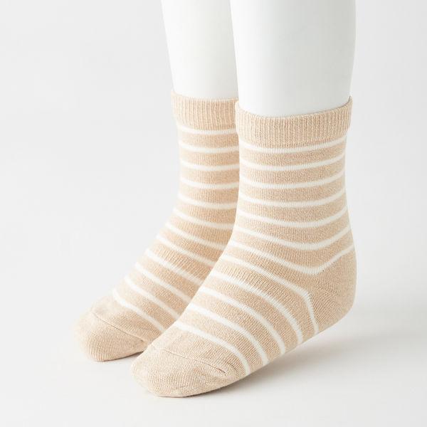 足のサイズに合う靴下 キッズ15~19