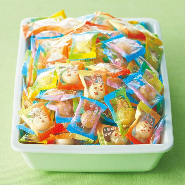 熱中飴I II IIIミックス業務用 1袋(1kg) 井関食品(わけあり品)