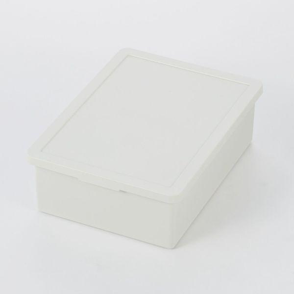 ポリプロピレン収納ボックス・ワイド用フタ