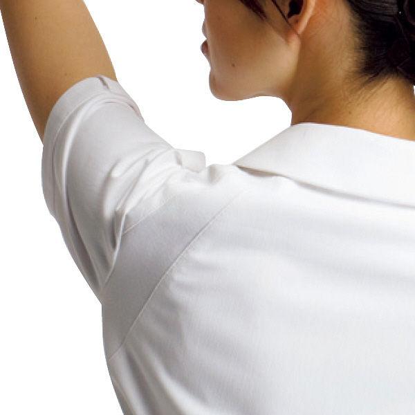 フォーク 女子医務衣(ケーシージャケット) 2010CR ホワイト 4L (取寄品)