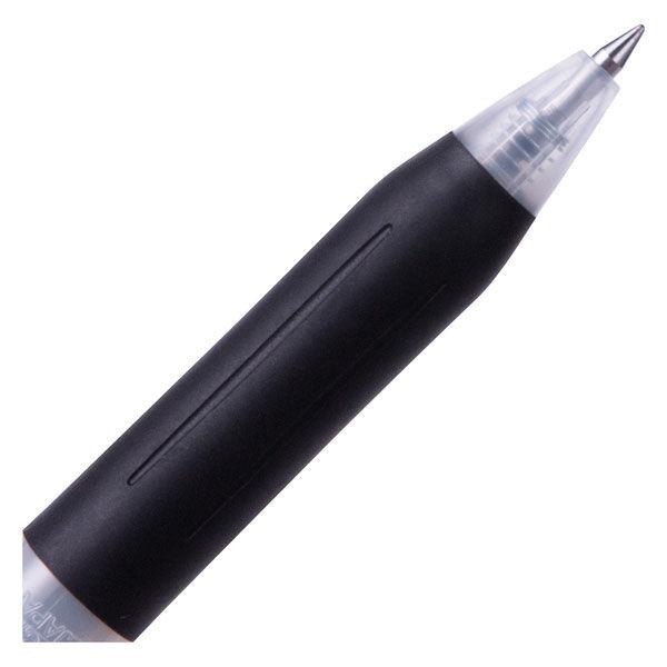 ゲルインクボールペン0.5mm黒 10本